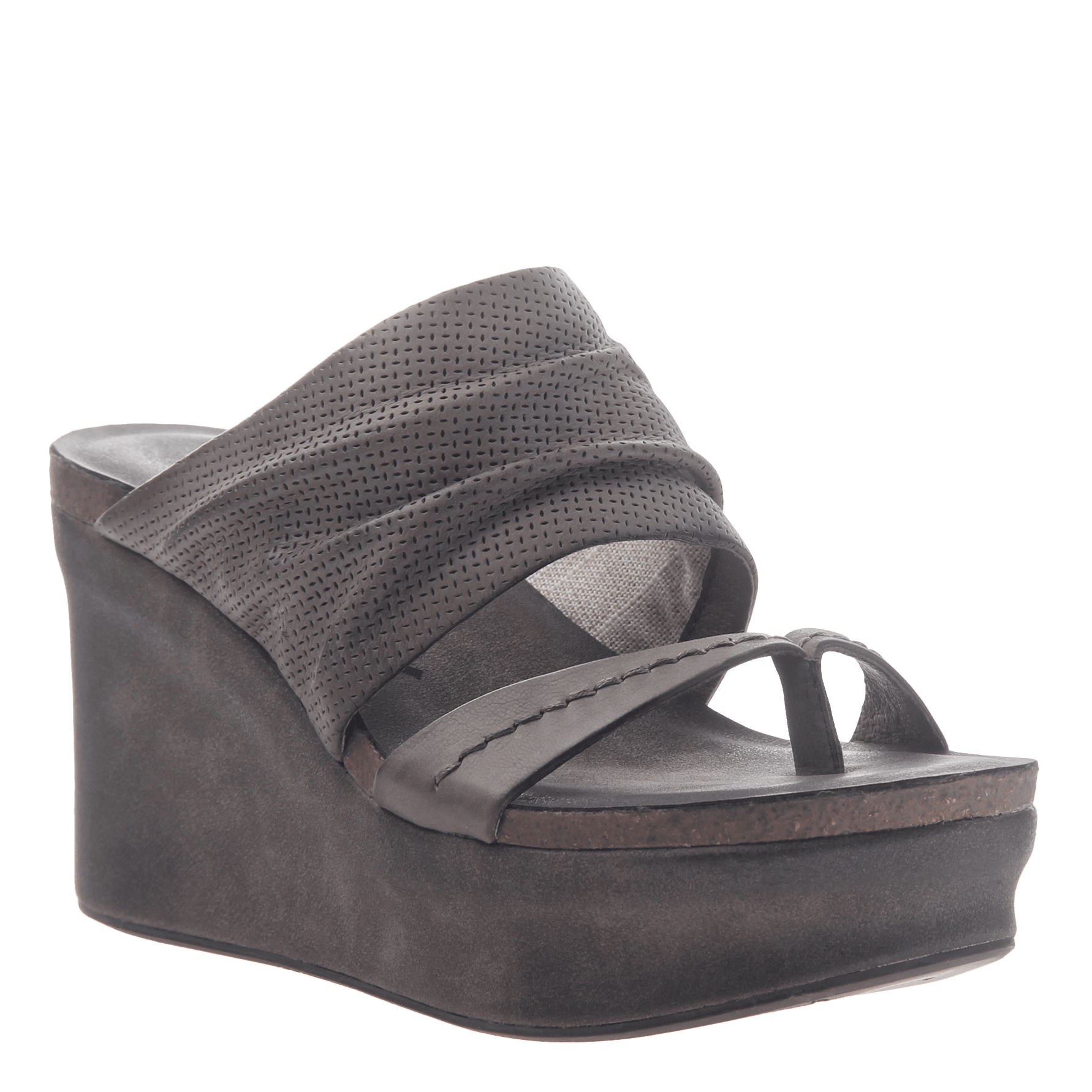 7393fbce3a88 Womens wedge tailgate in Zinc