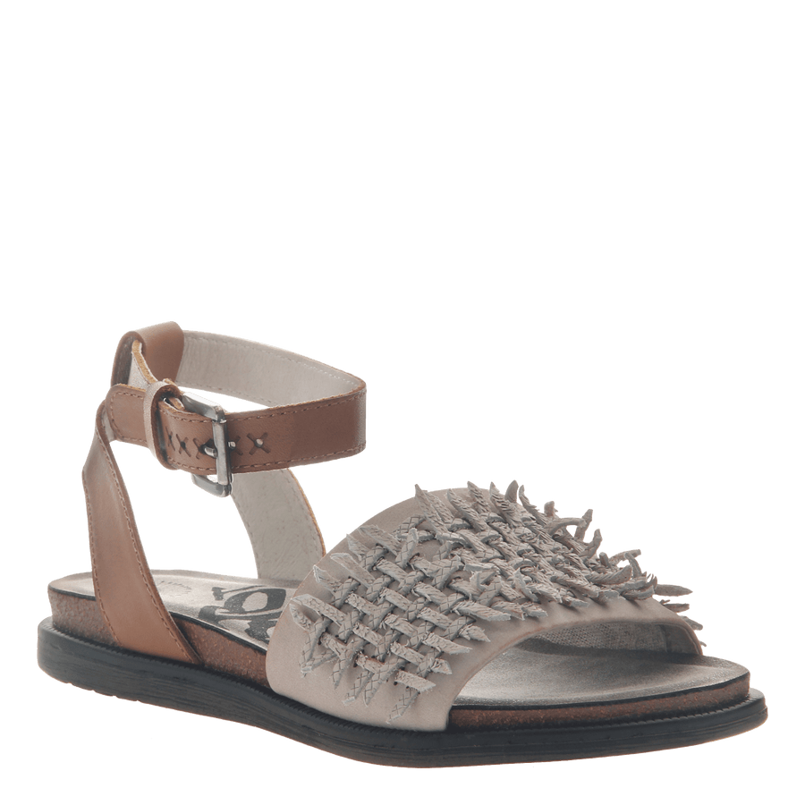 4ff3cdaea Womens flat sandal voyage in Dove Grey