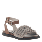 VOYAGE in DOVE GREY Sandals