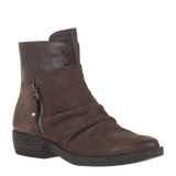 YOKEL in DARK BROWN Ankle Boots