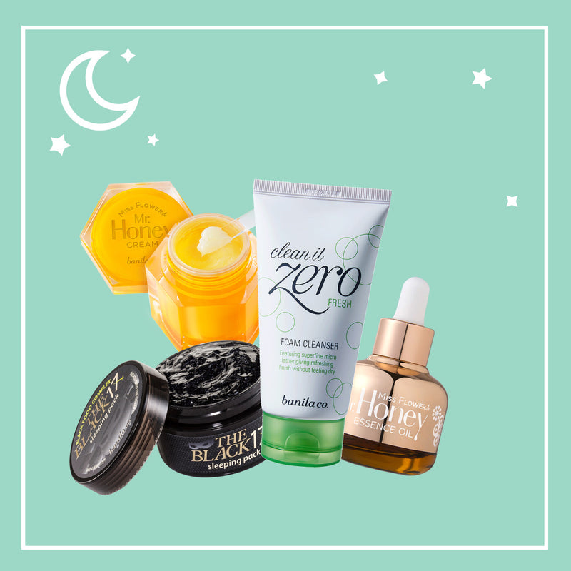 Night Time Skin Care Products Loved By Our Customers
