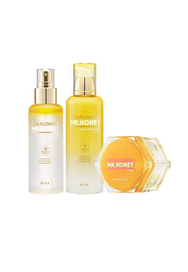 Honey Nourishing Set