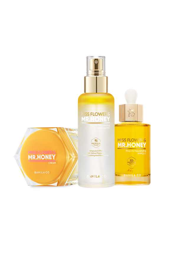 Honey Glow Set