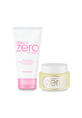 Clean It Zero Macaron Double Cleansing Set