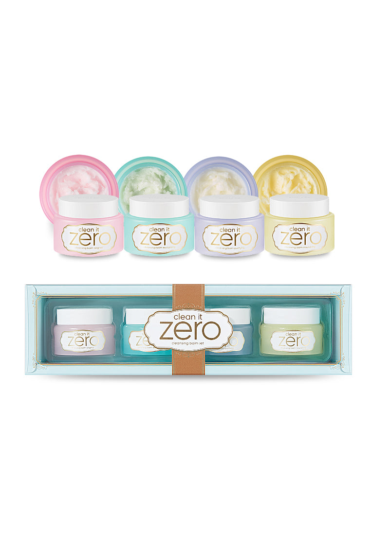 Clean It Zero Macaron Mini Special Kit