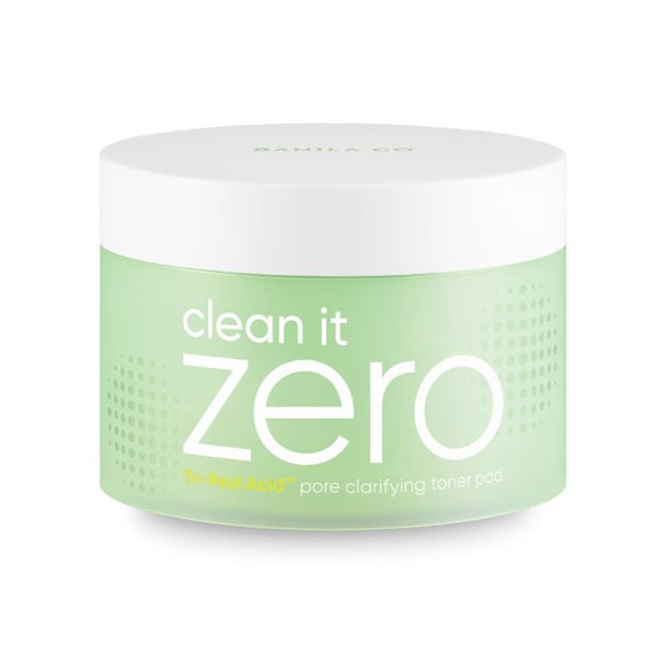 Clean It Zero Pore Clarifying Toner Pads
