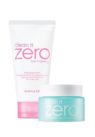 Clean It Zero Cleansing Water
