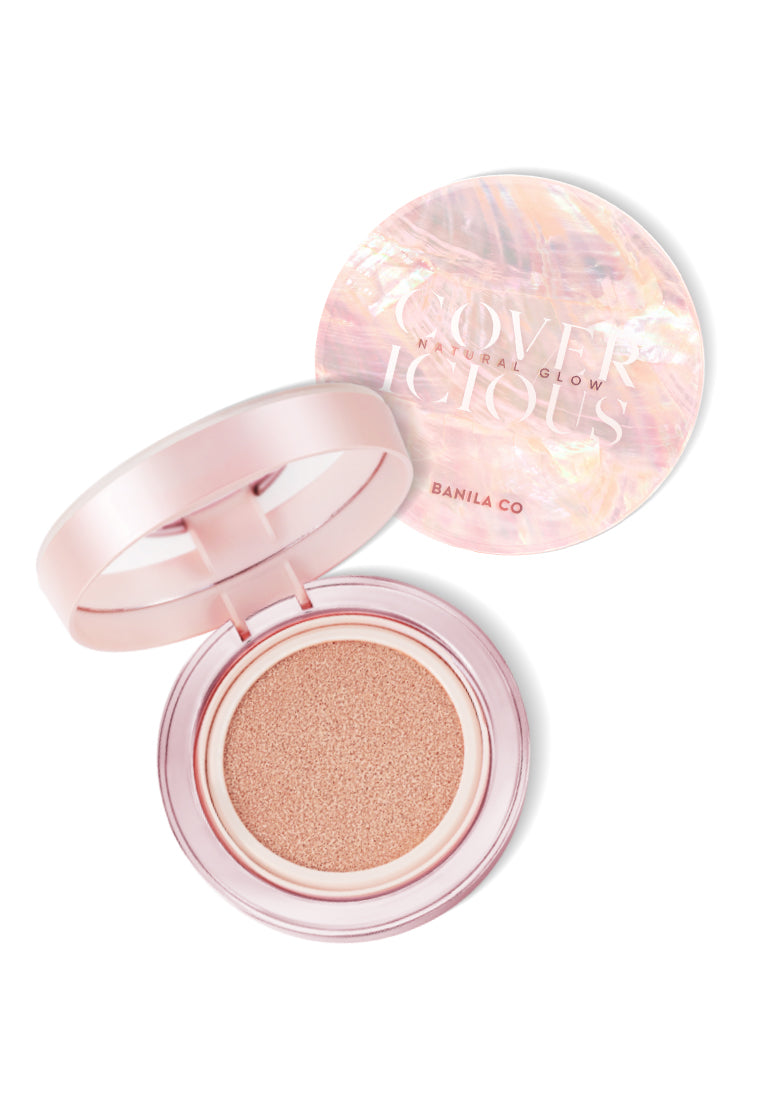 Covericious Natural Glow Cushion