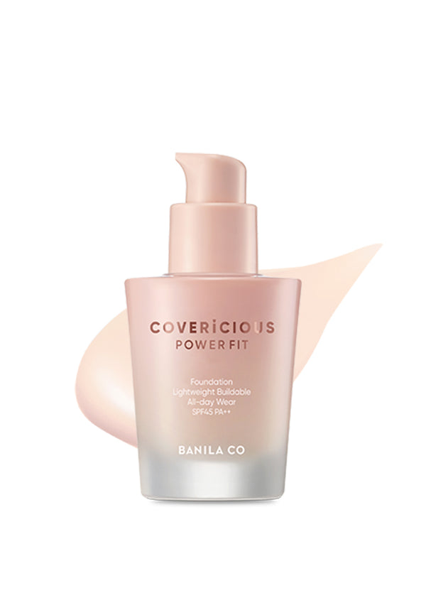 Covericious Power Fit Foundation