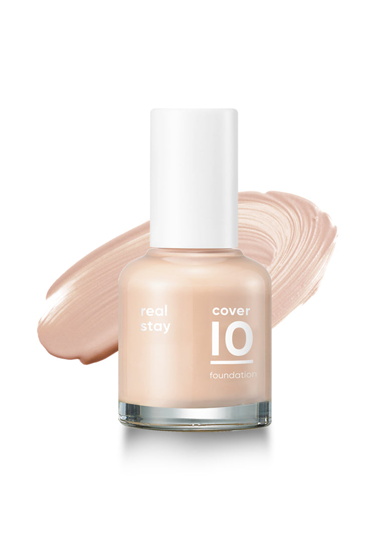 Cover 10 Real Stay Foundation