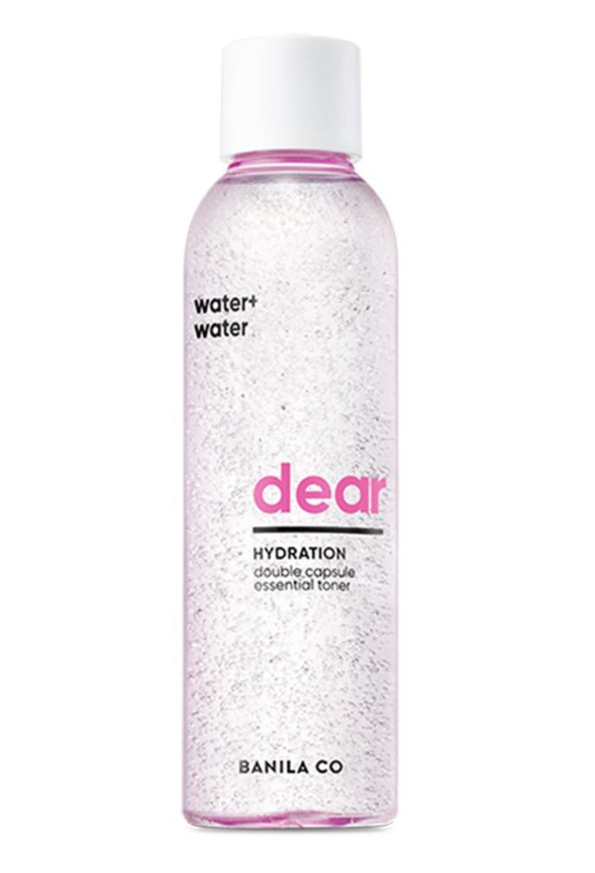 Dear Hydration Double Capsule Essential Toner