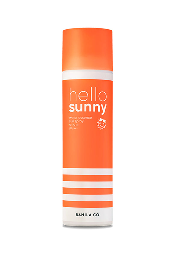 Hello Sunny Water Essence Sun Spray SPF50+ PA++++