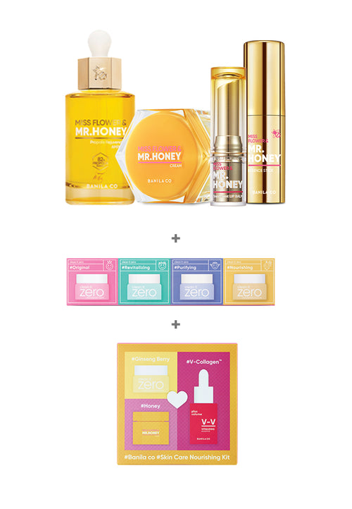 The Complete Honey Bundle