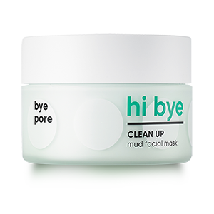 Hi Bye Clean Up Mud Facial Mask
