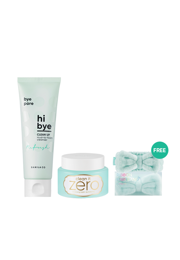 [ONLINE EXCLUSIVE] Sebum Buster: Oil Control Set