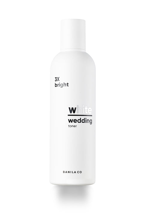 White Wedding Toner