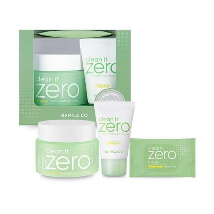 Clean It Zero Pore Clarifying Special Set