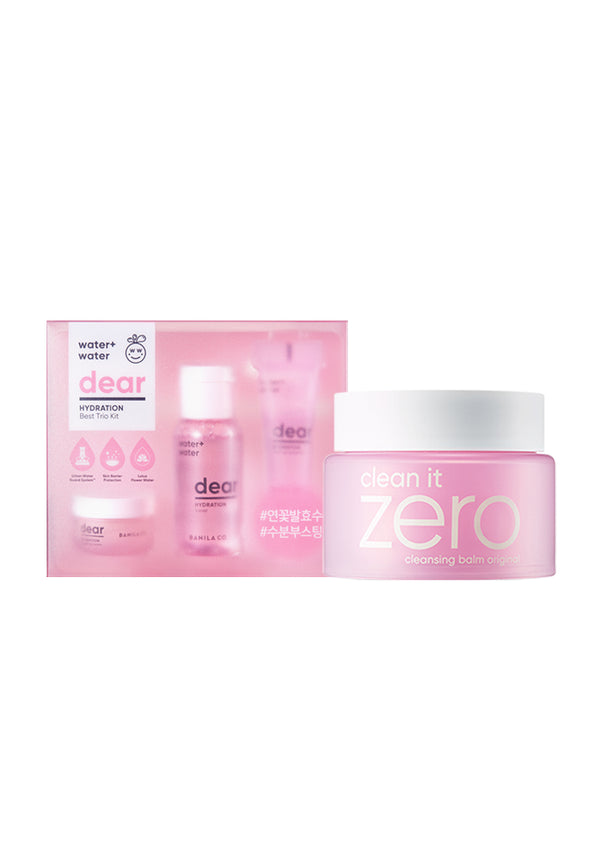 Dear Zero Travel Set
