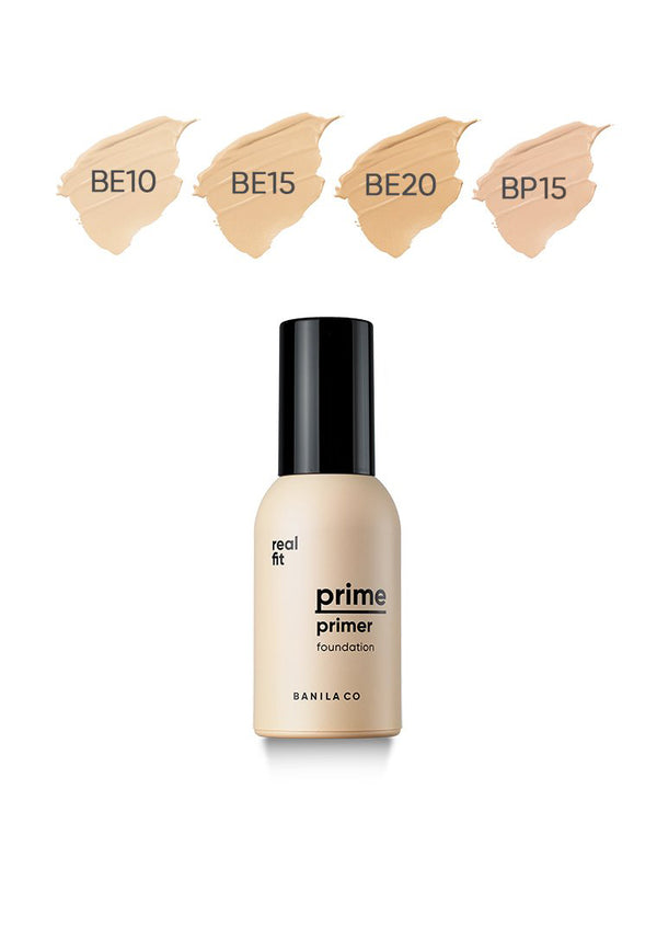 Prime Primer Fitting Foundation