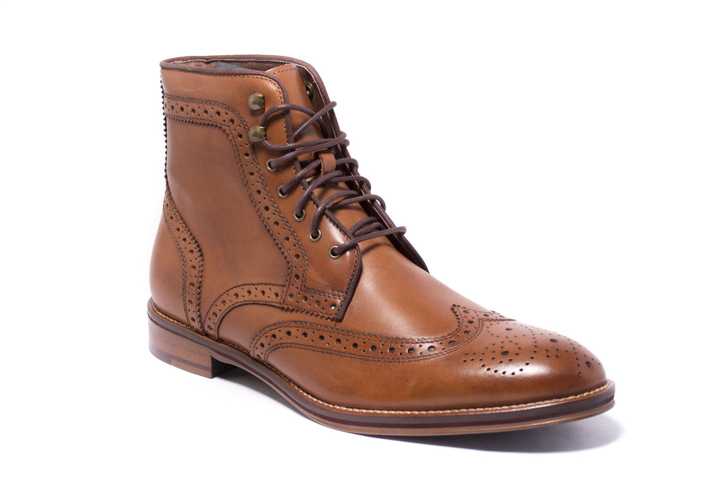 MEN`S CONARD WINGTIP BOOT