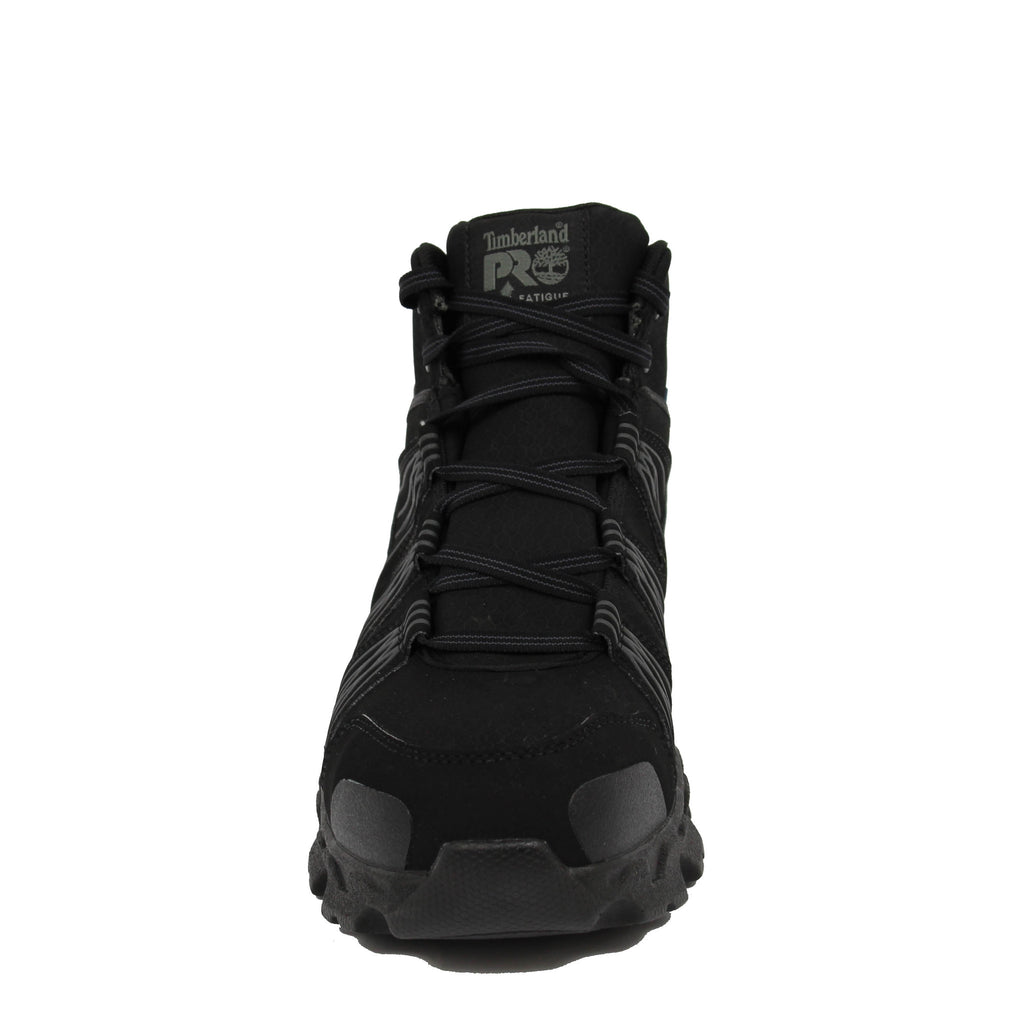 MEN`S POWERTRAIN ALLOY TOE ESD MID WORK BOOTS