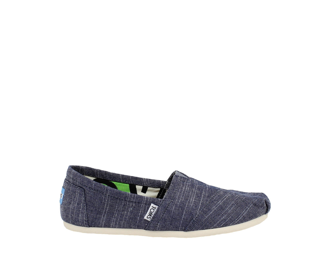 WOMEN`S CHAMBRAY BLUE CLASSIC CANVAS