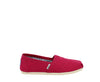 WOMEN'S CLASSIC BARBERRY PINK CANVAS