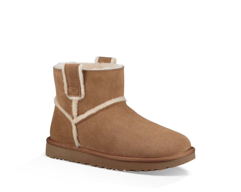 Women`s Classic Mini Spill Seam Boot