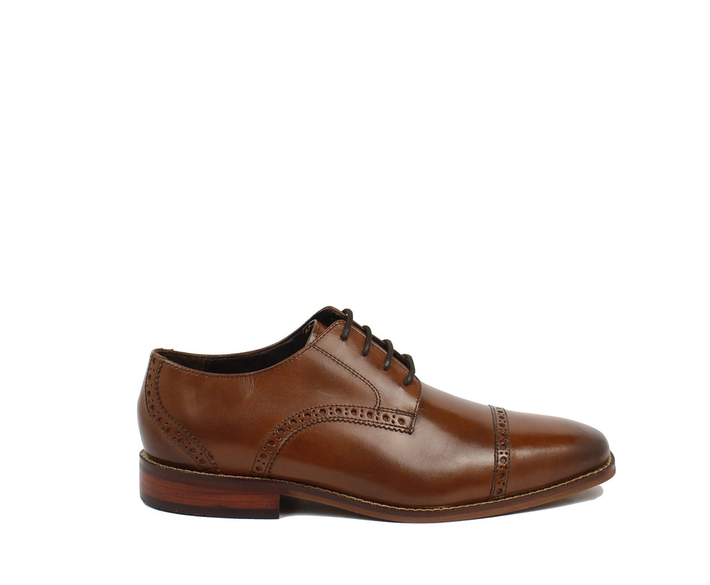MENS CASTELLANO CAP TOE OXFORD