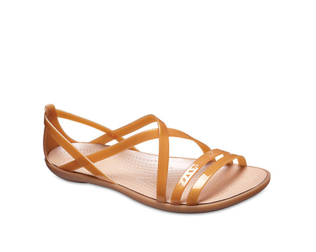 WOMEN`S CROCS ISABELLA CUT OUT STRAPPY