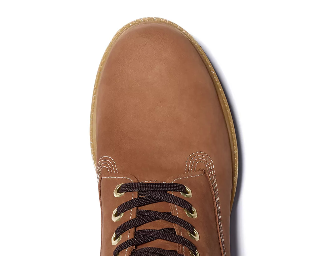 RUST NUBUCK MEDIUM BROWN