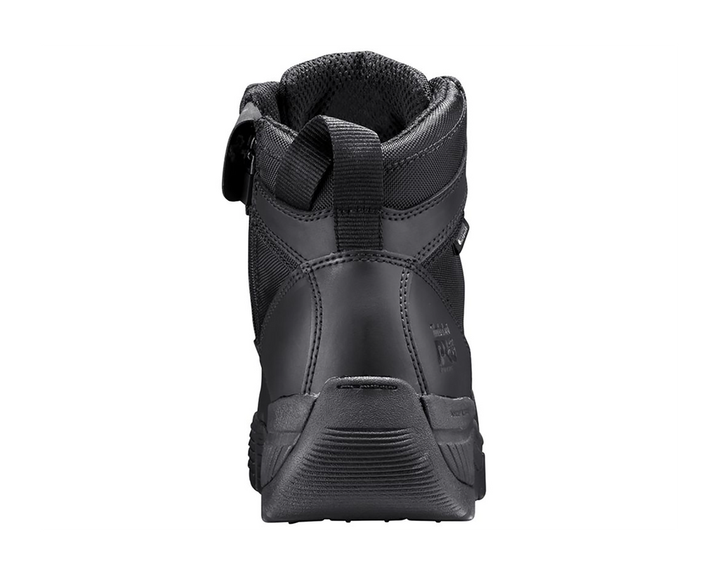 6` VALOR DUTY SOFT TOE WATERPROOF SIDE ZIP BOOT