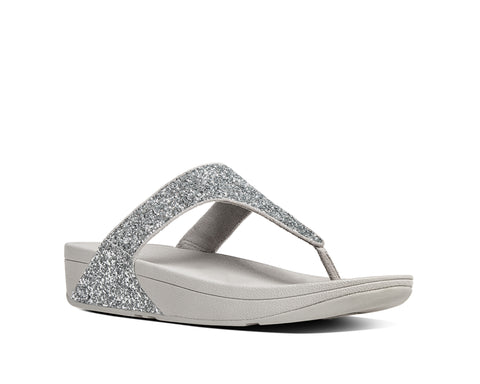 b6e90dc88c01a FITFLOP. WOMEN`S GLITTERBALL TOE-THONG SANDALS