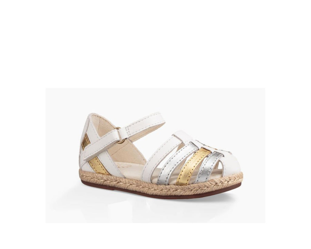 TODDLER`S MATILDE METALLIC SANDAL