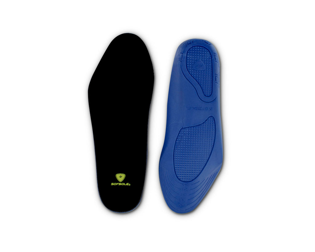 Men's Memory Foam Comfort Insoles