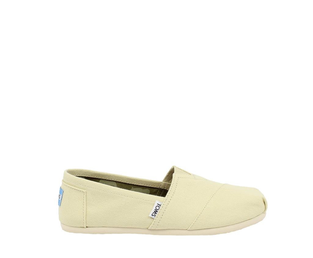 WOMEN'S CLASSIC NATURAL CANVAS