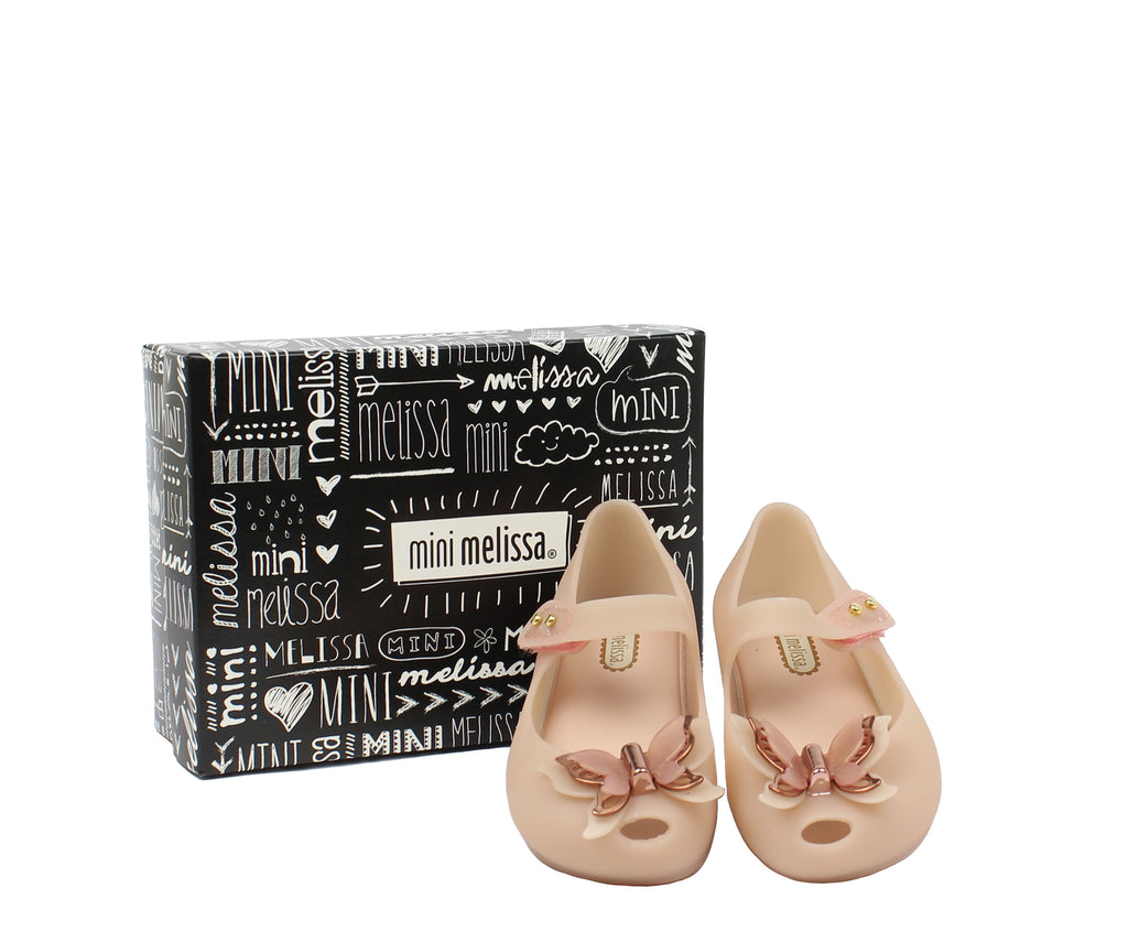 MINI MELISSA ULTRAGIRL FLY FLATS