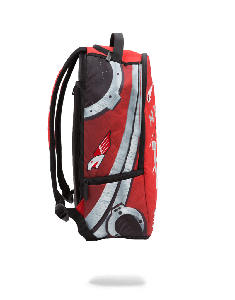 NBA LAB HARDEN ROCKET PATCHES BACKPACK