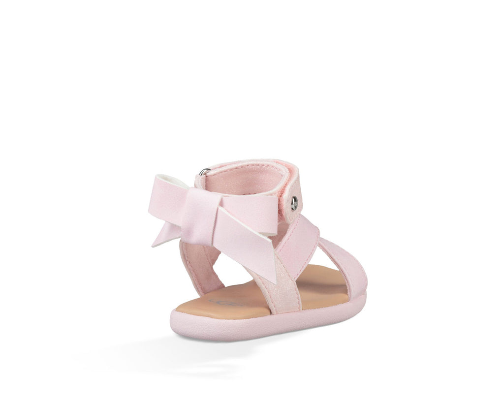 BABY`S MAGGIEPIE SHIMMER SANDAL