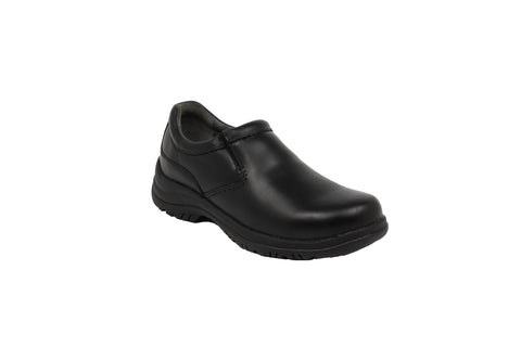 WOMEN`S PROFESSIONAL PATENT LEATHER CLOG