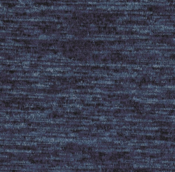 Petrol Blue Hatchi knit Fabric - build your own