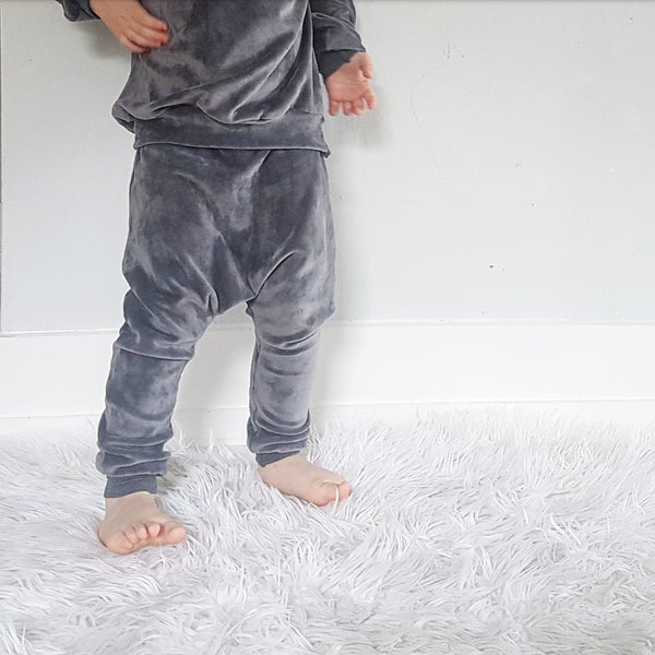 Velour Joggers - more colour options