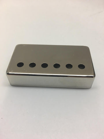 Humbucker Guitar Pickup Cover Nickel Finished (49.2mm) USA (Nickel-Silver)