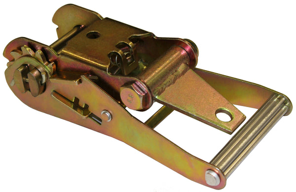"2"" WIDE HANDLE RATCHET W/""A"" BRASS BUSHING"