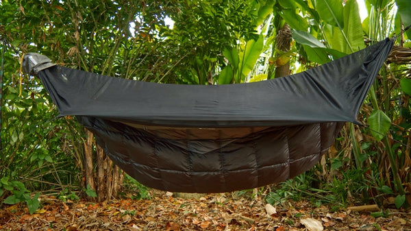 GO OUTFITTERS, CAMPING, HAMMOCK, UNDER QUILT