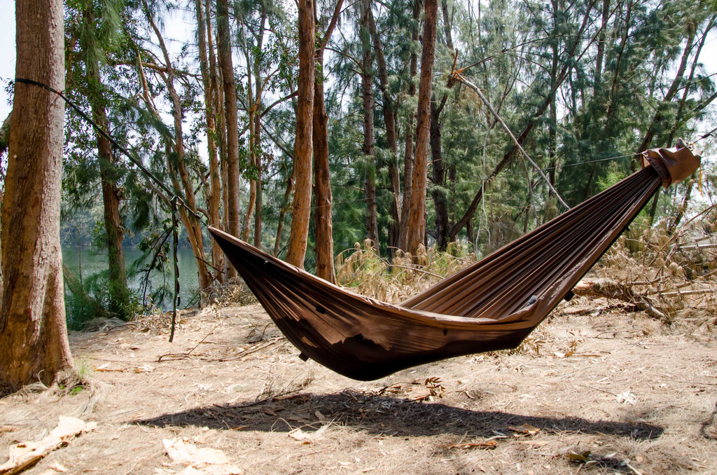 backpacker camping best of hammocks broke the n covered hammock