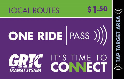 1 Ride Local Route Pass