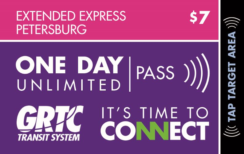 1 day Express Unlimited Pass Petersburg