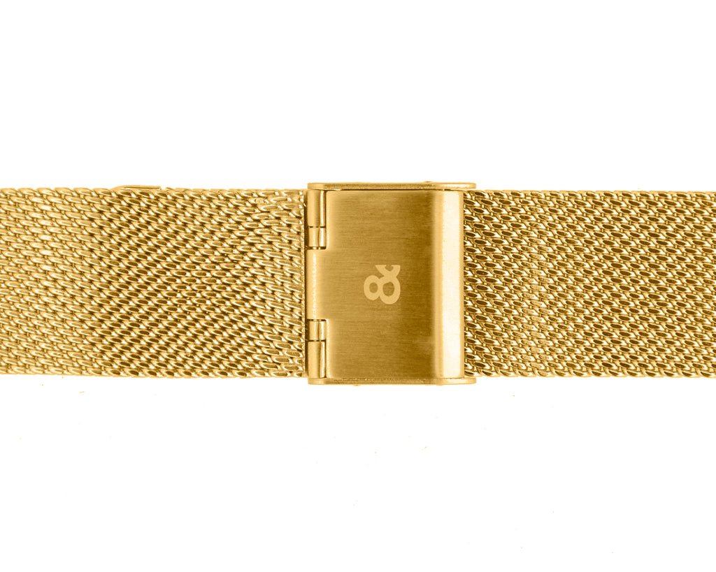 Gold & Mesh | Founder's Edition | Parr & Co.