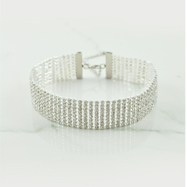 SHINE BRIGHT CHOKER
